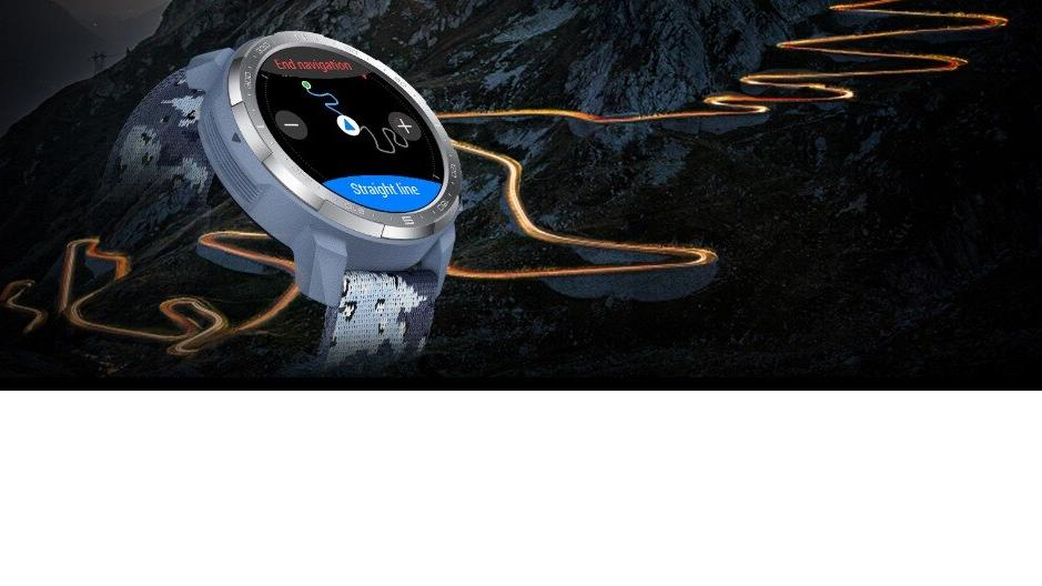 Global Version Honor Watch GS Pro Smart Watch SpO2 Smartwatch Heart Rate Monitoring Bluetooth Call 5ATM Sports Watch for Men